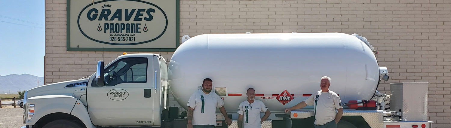 Our Propane Staff in Golden Valley